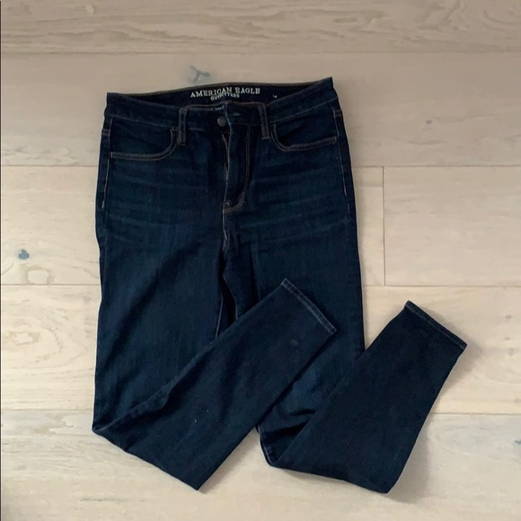 American Eagle Skinny High Waisted Jeans